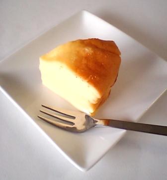 ヨーグルトチーズケーキ風