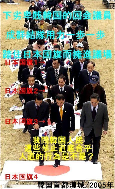 下劣卑賎韓国的国会議員