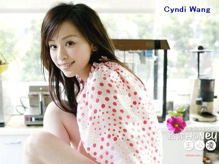 王心凌 Cyndi Wang 台湾アイドル歌手