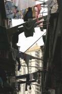 2具有独特生活韵味的上海后街小巷,旧上海的象征 里弄 2006年2月6日