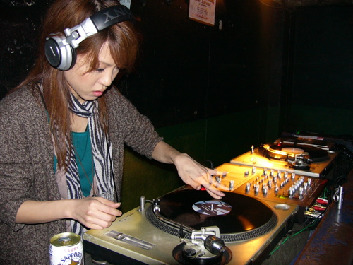 DJ AYU