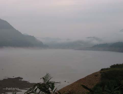 岩尾内湖ダム