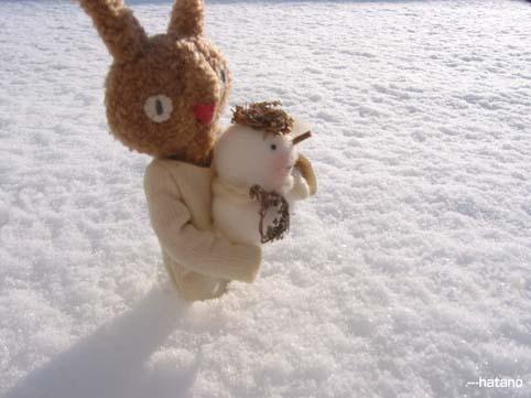 しのぶと雪チャン1