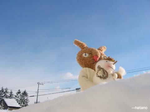 しのぶと雪チャン2