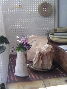 鹿児島さん花器