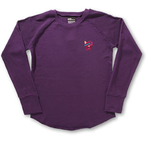 [2007.10.15]Waffle Raglan Long Sleeve(Rob Barber vol.12)