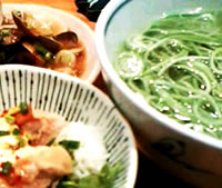 すずらんの海南麺の写真