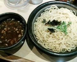 轍のつけ麺の写真