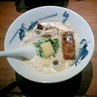 麺屋武蔵【麺彩麺】の写真