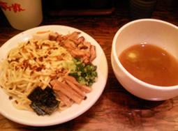汐留本鰹鶏塩つけ麺
