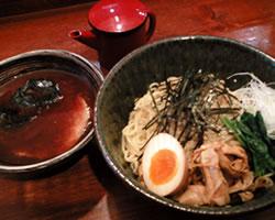 田ぶしのつけ麺の写真