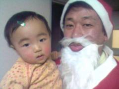 なごみ1歳 サンタシリーズ