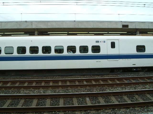 ぽんすけ新幹線