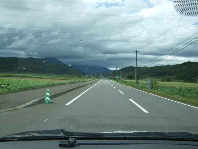 まっすぐな道1