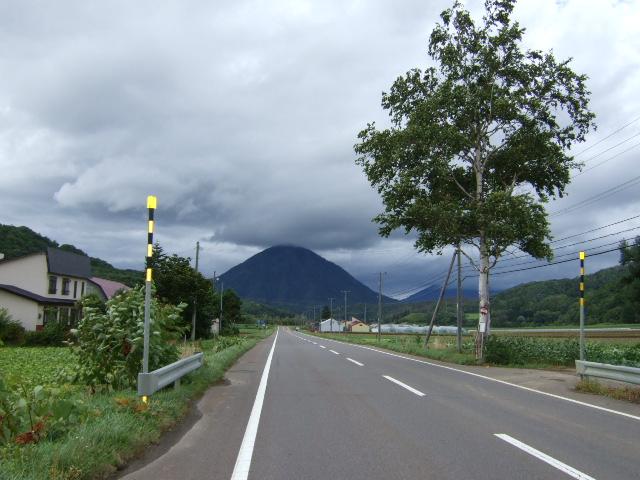 まっすぐな道2