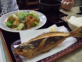 海邦丸食事2