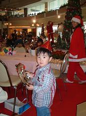 万座クリスマスイベント
