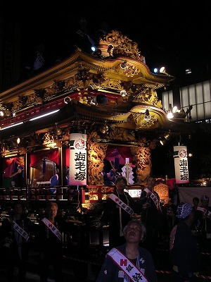 浜松祭り 御殿屋台