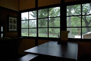 芦野公園の駅舎