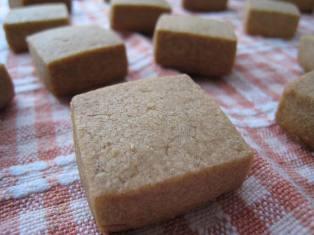 シナモンキューブクッキー