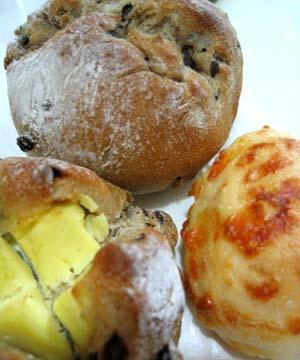 Le Dimancheのパン1