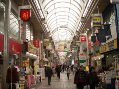 武蔵小山商店街001