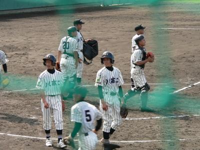 八重山商工高校野球部4-2