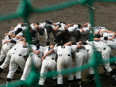八重山商工高校野球部4-3