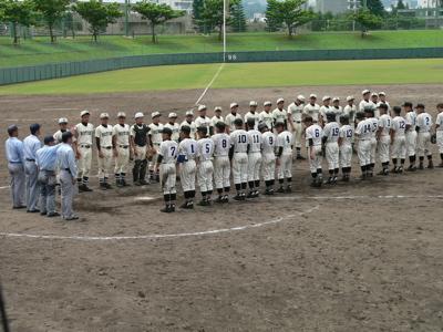 八重山商工高校野球部4-4