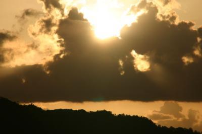 ランカウイの夕陽12