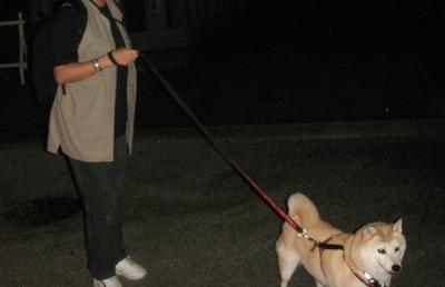 深夜の散歩01