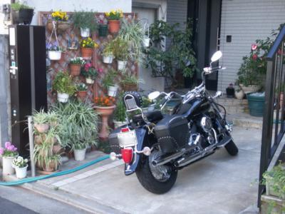 マック父さんのバイク01