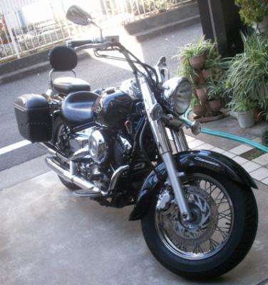 マック父さんのバイク02