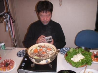 マック鍋パーティー03