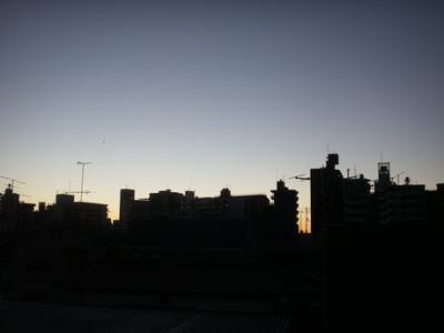 初冬の朝01