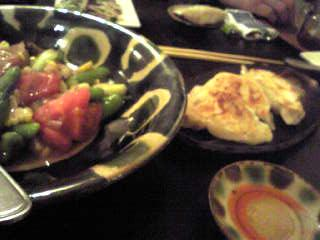 otonoha_夏野菜の浜塩炒め.