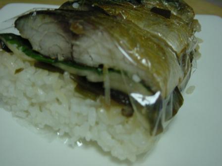 焼きサバ棒寿司.JPG