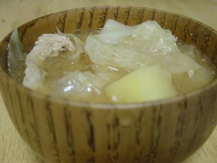 キャベツの豚汁.JPG