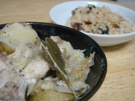 チキンとポテトのポットロースト.JPG
