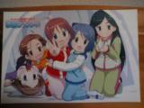 メガミマガジン 2007年4月号 アニメイト特典 まなびストレート!