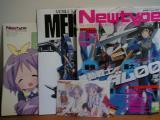 Newtype 2007年11月号