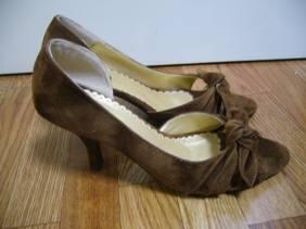 プリプラ靴