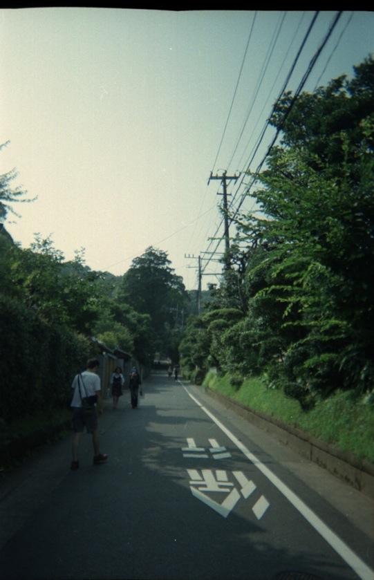鎌倉坂道1