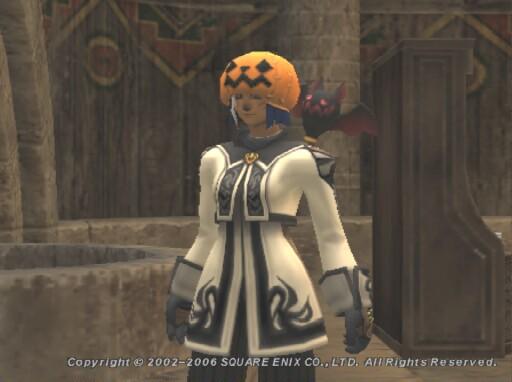かぼちゃ頭