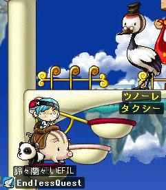 マジで鶴だ( ゚ェ゚)