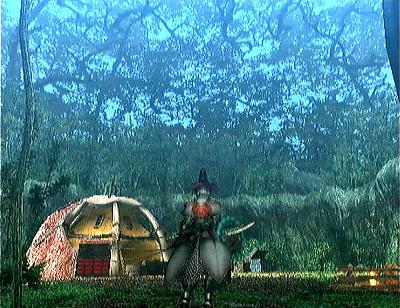森岡キャンプ