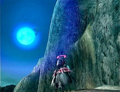 月に潜むアンチクショウ
