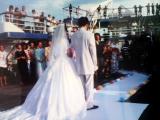 洋上結婚式2
