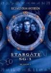 スターゲイトSG-1 DVD第1シーズン