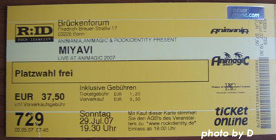 bonn live ticket